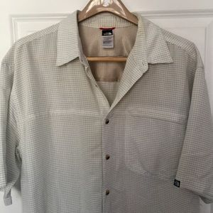 Other - The North Face button down shirt